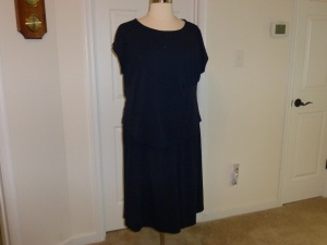 Burda top and RAL skirt