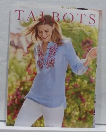 Talbots catalog