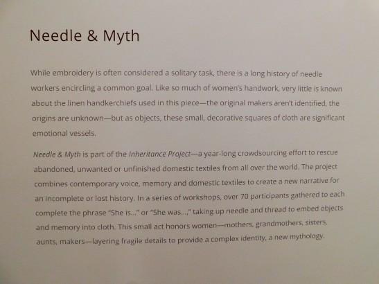 Needle & Myth