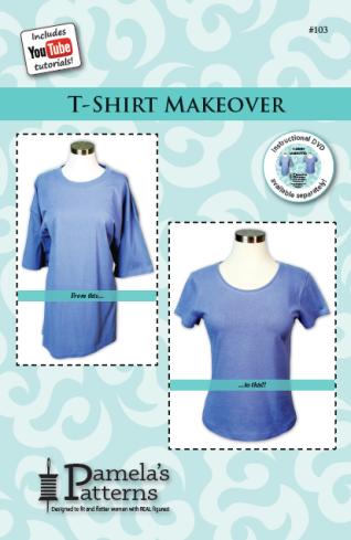 Tshirt Makeover pattern
